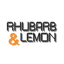 Rhubarb And Lemon